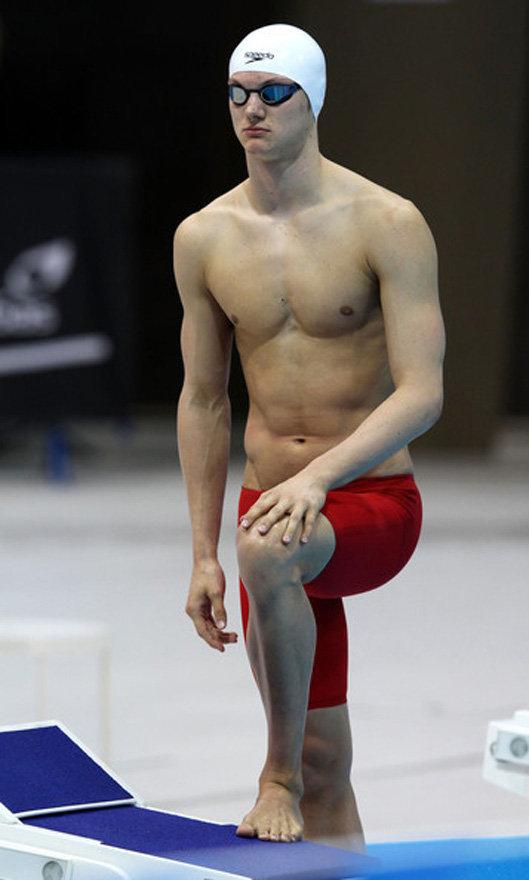 swimmer sportman Ieuan Lloyd naked_002