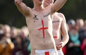 amateur England-v-New-Zealand-Naked-Rugby-Match 1