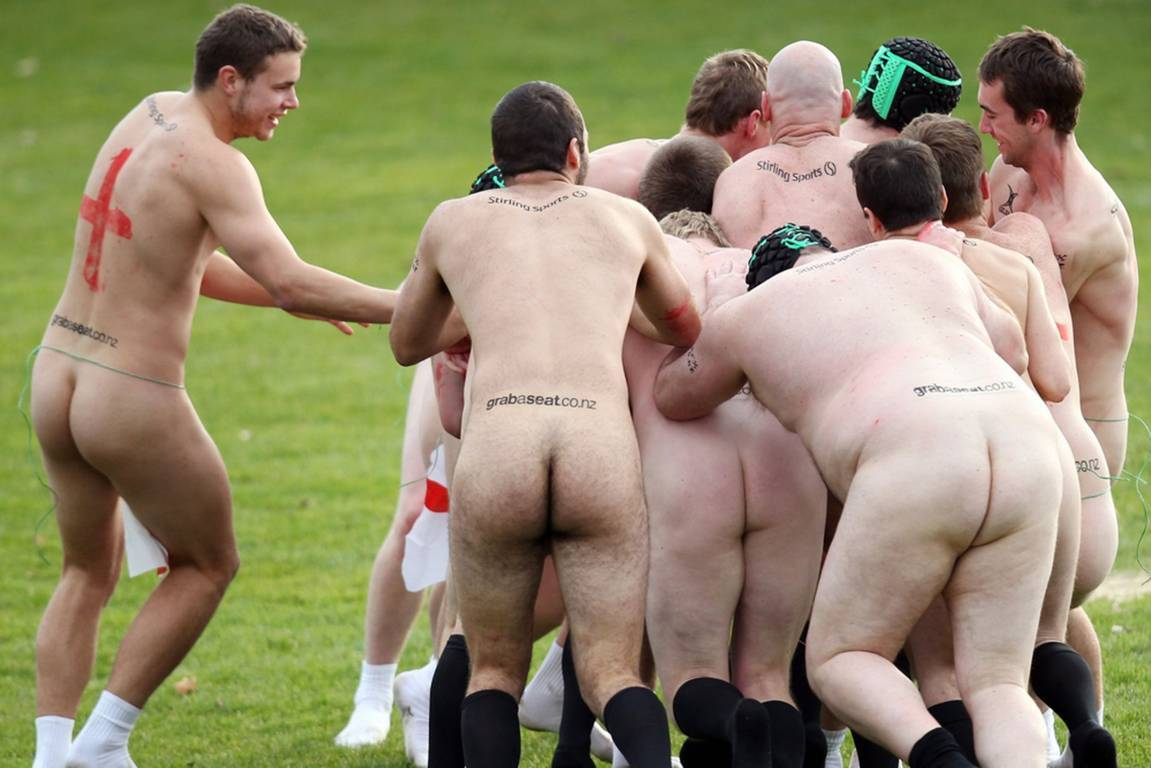 amateur England-v-New-Zealand-Naked-Rugby-Match 5