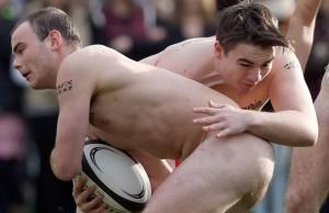 amateur England-v-New-Zealand-Naked-Rugby-Match 7
