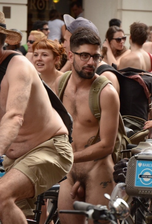 naked cyclists Tumblr male