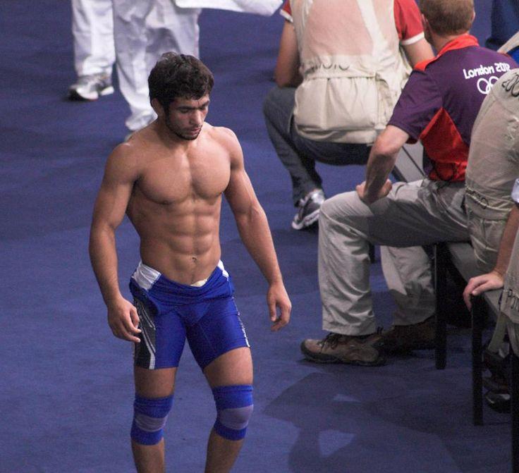 from Duke gay men wresting in lycra shorts