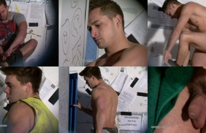 spycam guys naked changing locker room