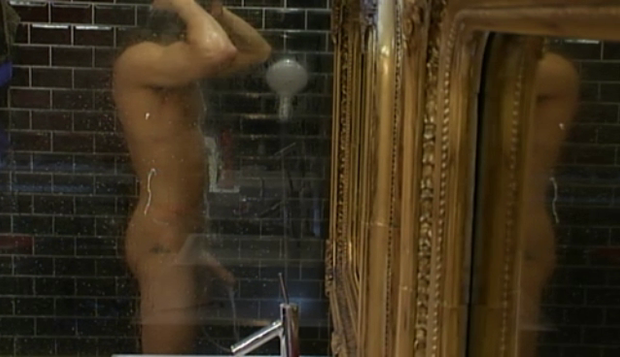 bigbrother nude shower