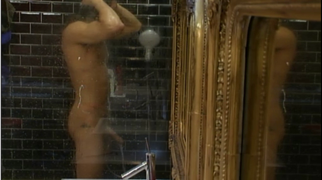 tarik big brother naked shower big dick