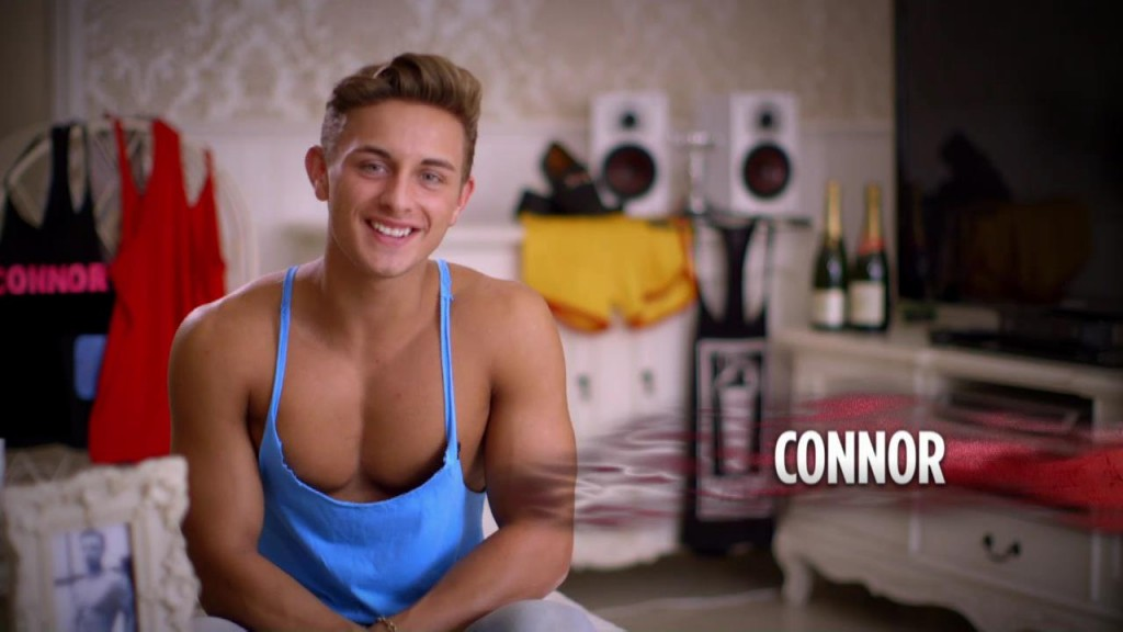 Connor-Hunter-ex on the beach