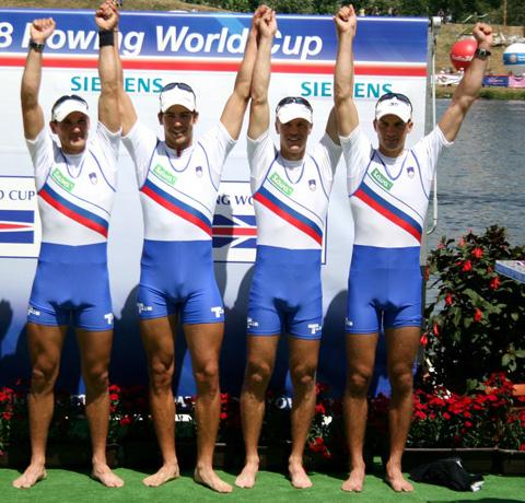 big bulge rowers