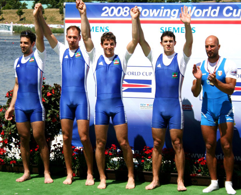 hot rowers bulge cock