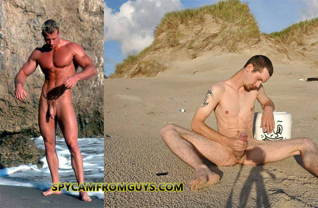 nude Naked beach gay