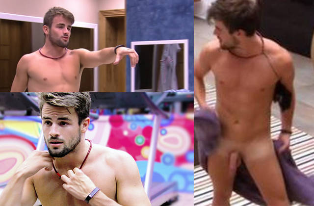 tv nudity rafael big brother full frontal nudity big cock