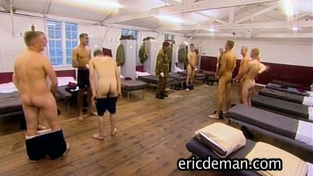 Nude army dicks #5