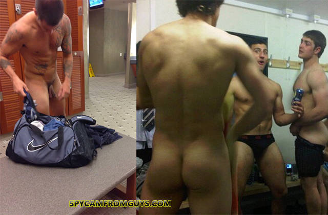 Naked Men In Locker Rooms 35
