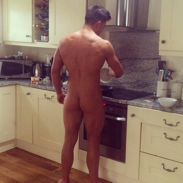 JAMES TINDALE geordie shore naked