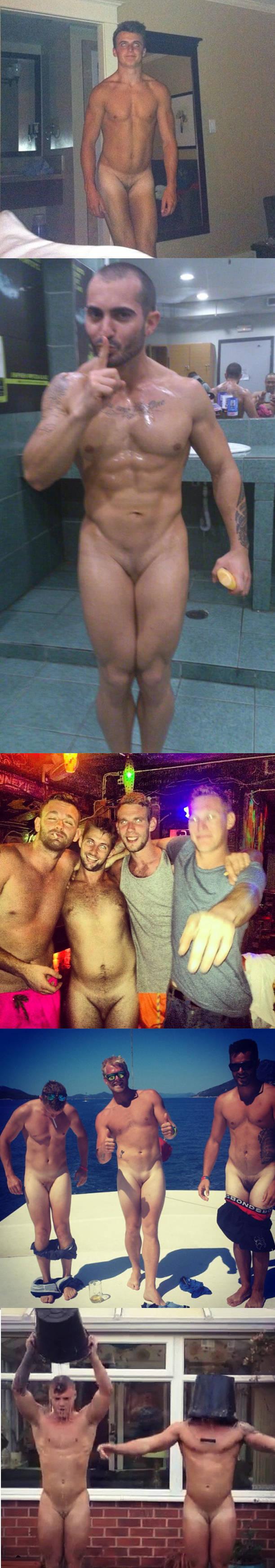amateur straight guys naked mangina