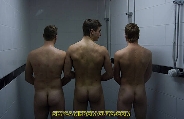 frat naked lads showing ass locker room shower