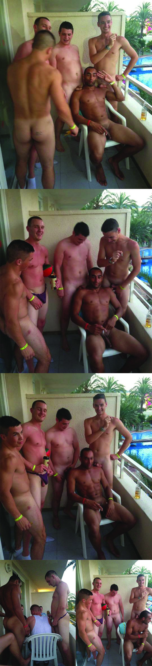 naked drunk straight guys playing with dicks