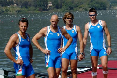 rowers bulges
