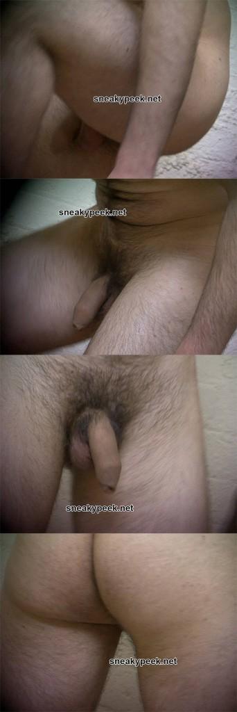 spy cam guy caught naked big uncut dick