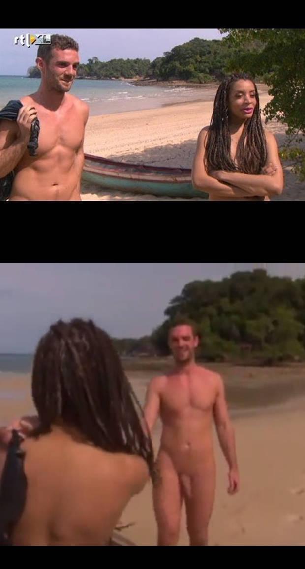 tv male nudity maarten big cock adam eva