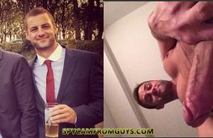 amateur naked guy selfie