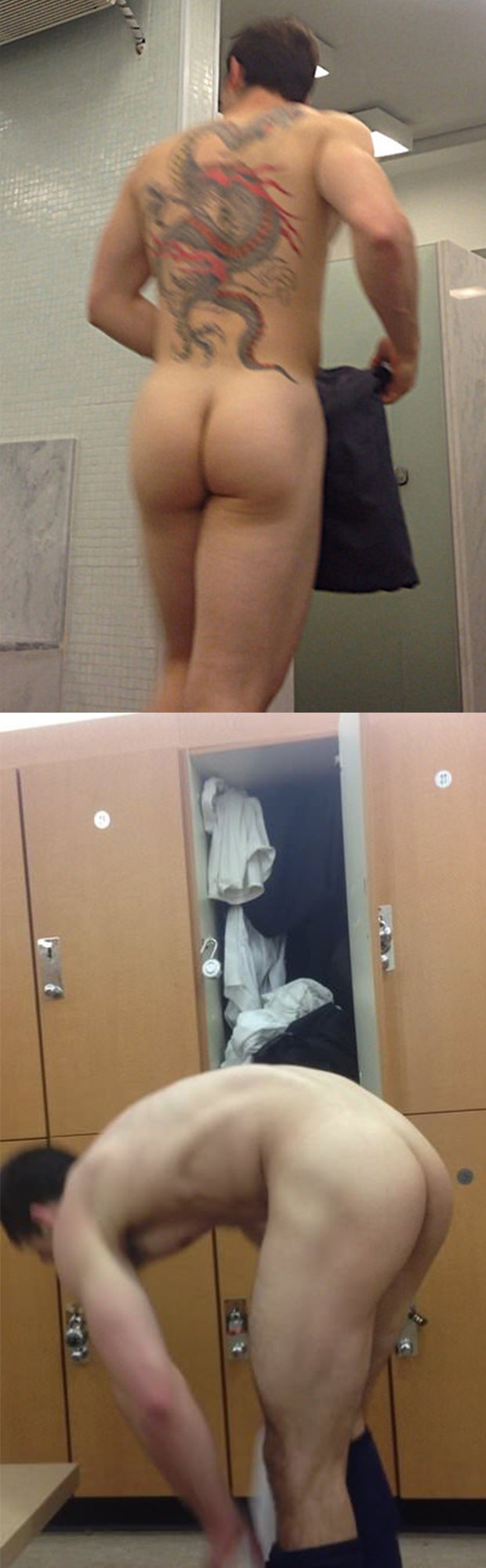 ass lockerroom