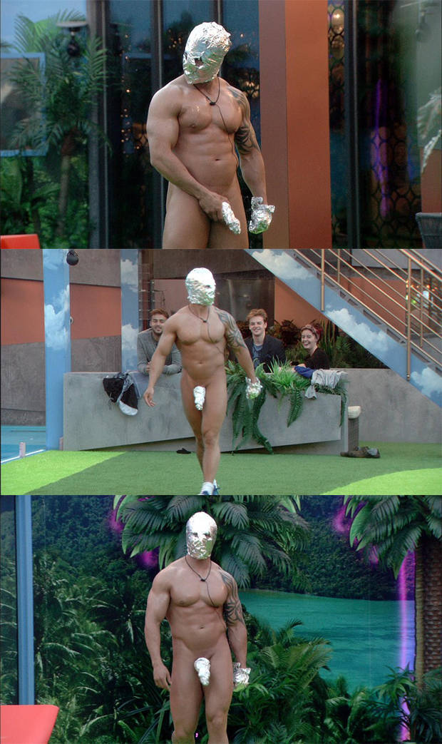 big brother marc uk naked