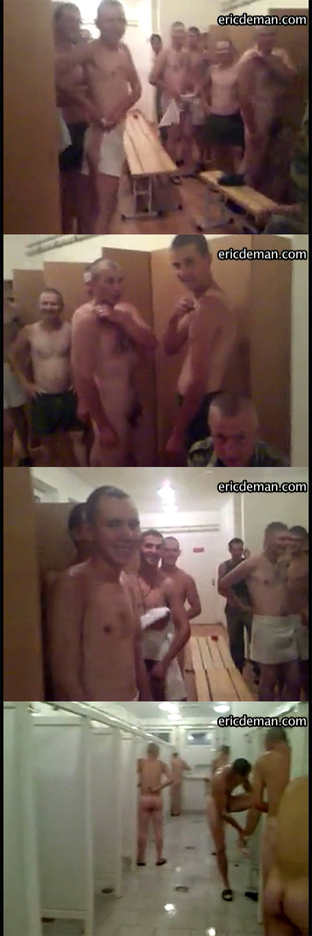 hidden cam army lockerroom