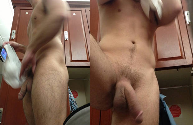 men naked on hidden camera in locker room