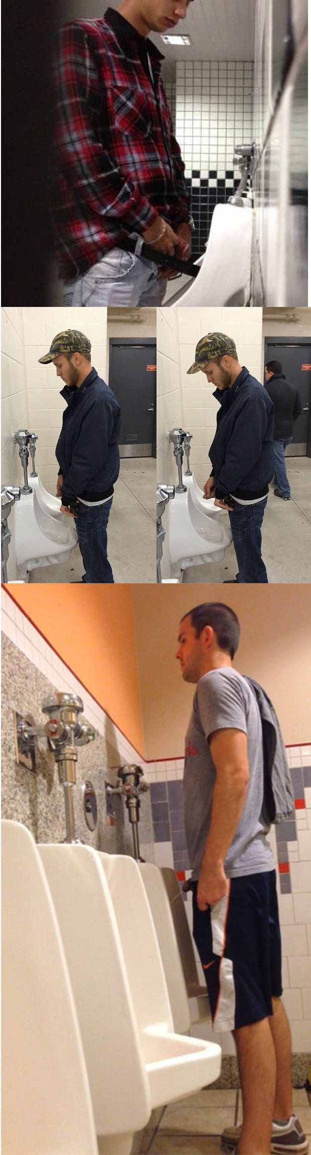 hidden cams urinals