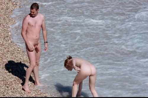 huge cock nudist