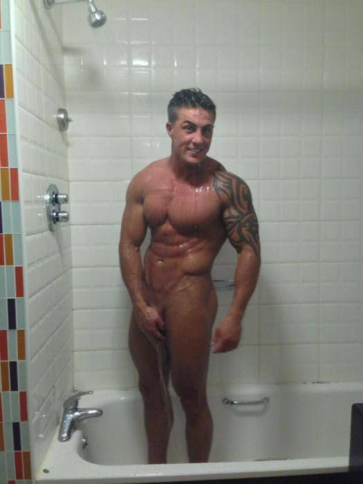 marc uk big brother naked shower