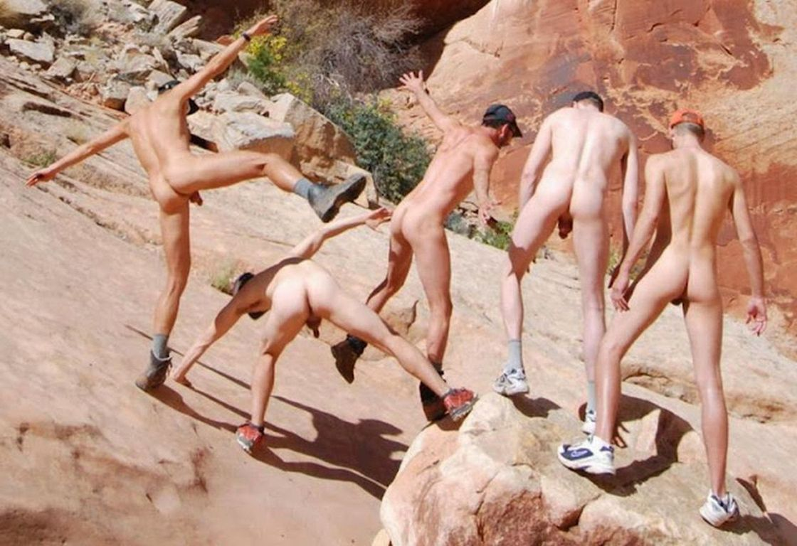 naked guys beach