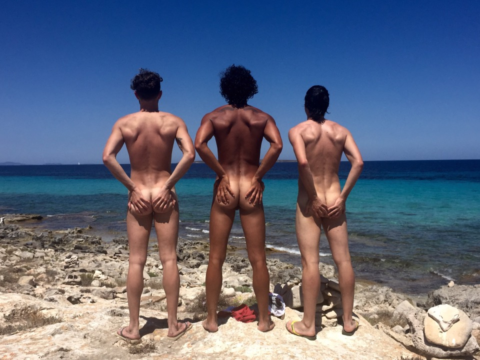 panionios footballers naked ass
