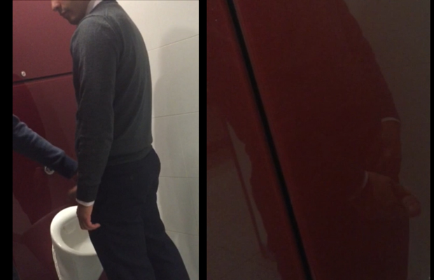Gay Toilet Spy Videos