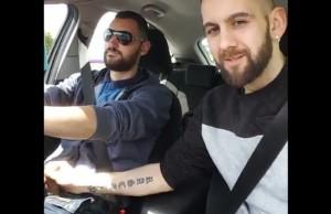 car jerking guys