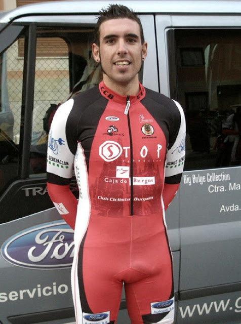 cyclist dick bulge