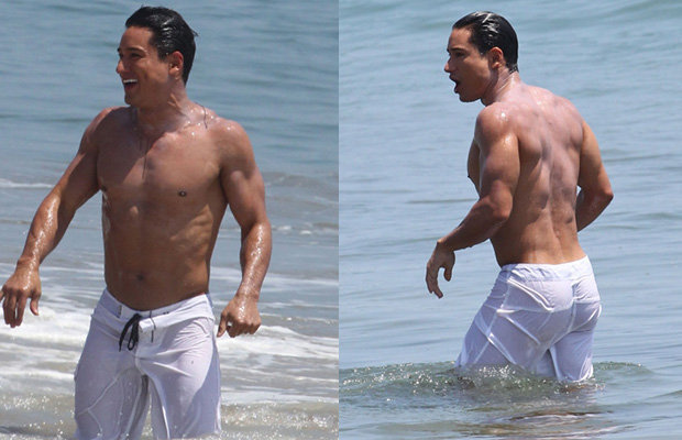 Something Mario lopez nude penis photo public agree