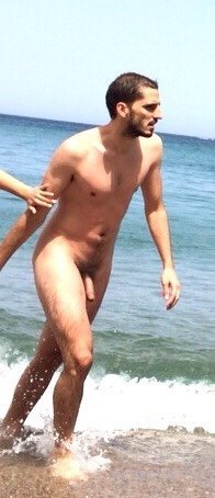 naked guy beach