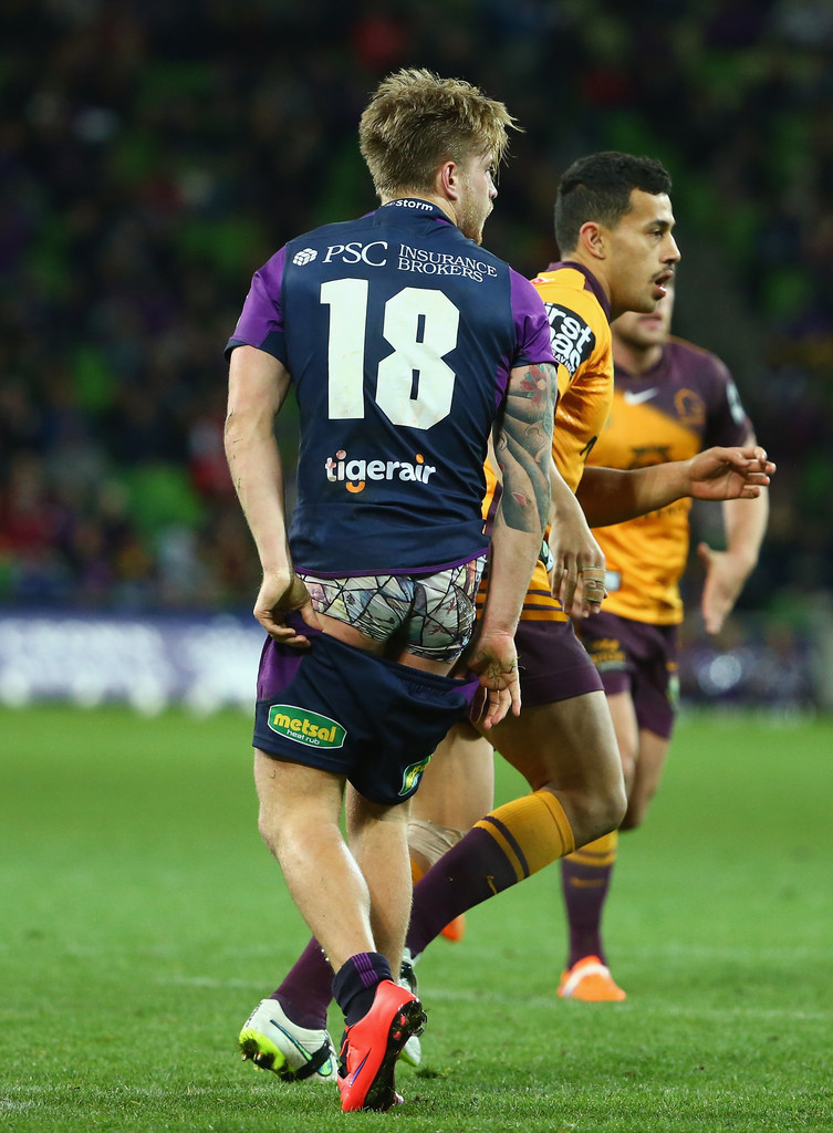 rugby player cameron munster exposed