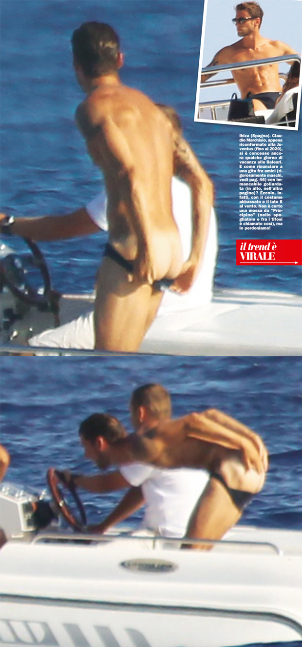 soccer player marchisio naked