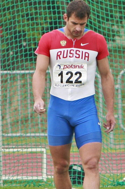 athlete bulge