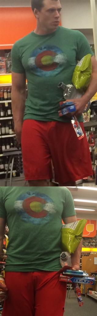 dick bulge candid
