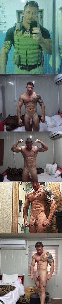 ex bf naked stud
