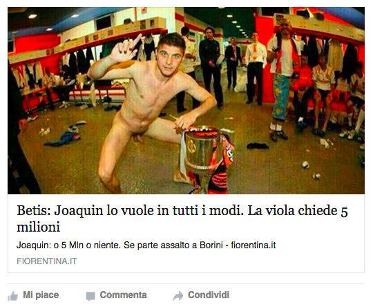 footballer joaquin rodriguez naked