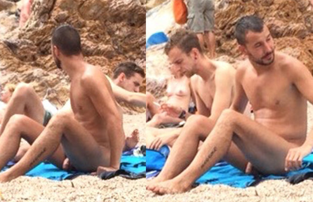 nudist male friends