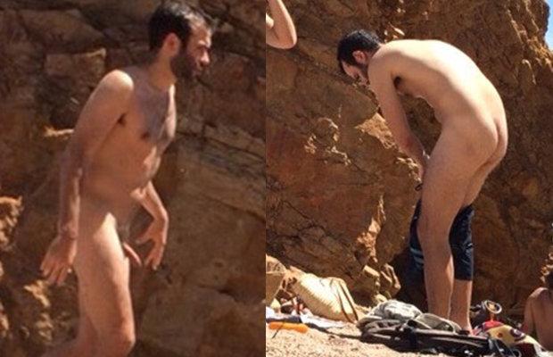 straight nudist guy