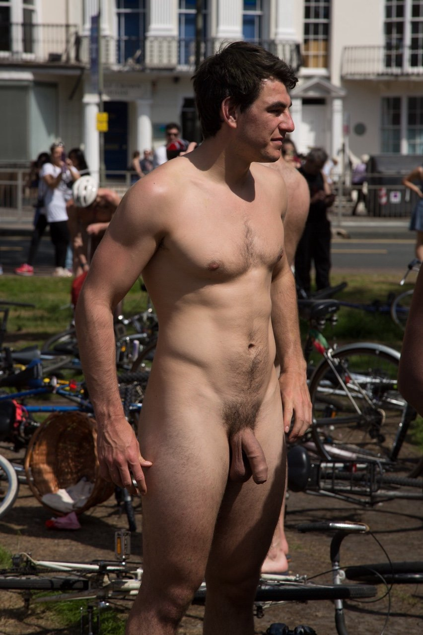 Men Nude In Public Places
