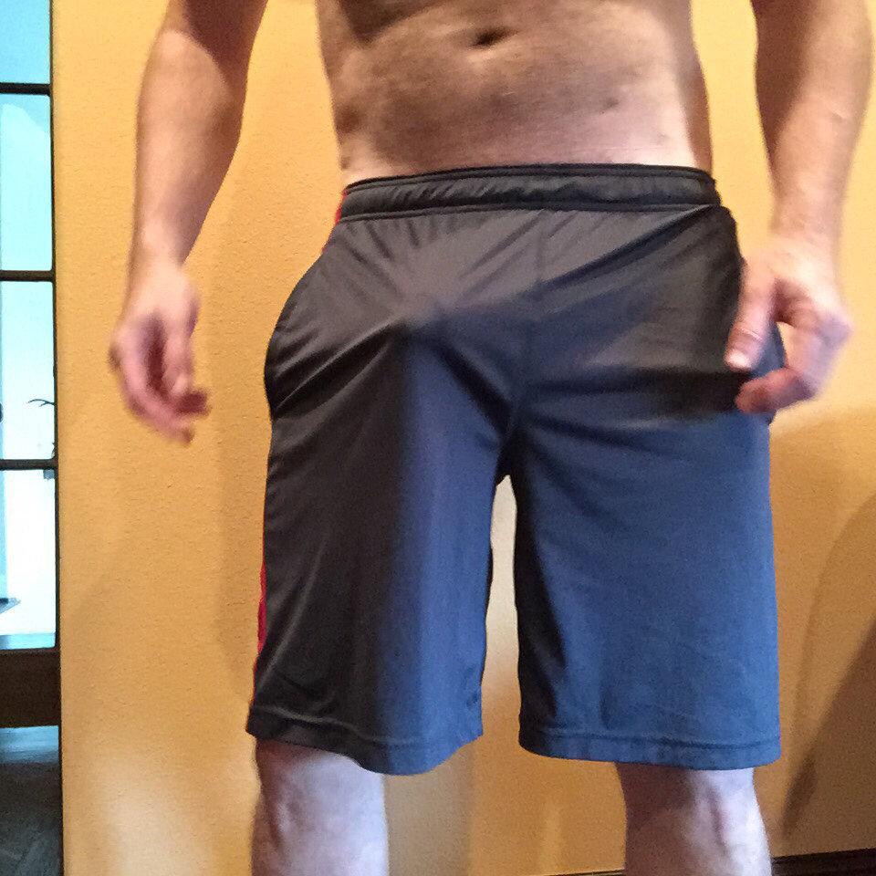 Sexy babe jean shorts