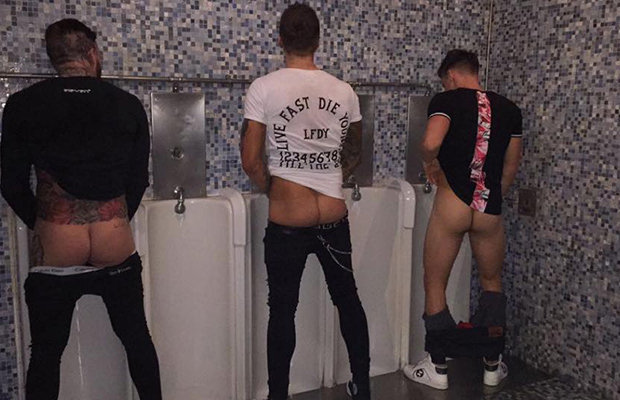 gaz beadle geordie shore ass naked