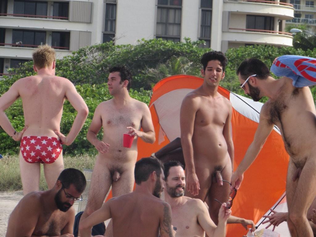 nudist friends